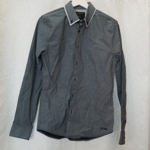 Guess men's dress shirt